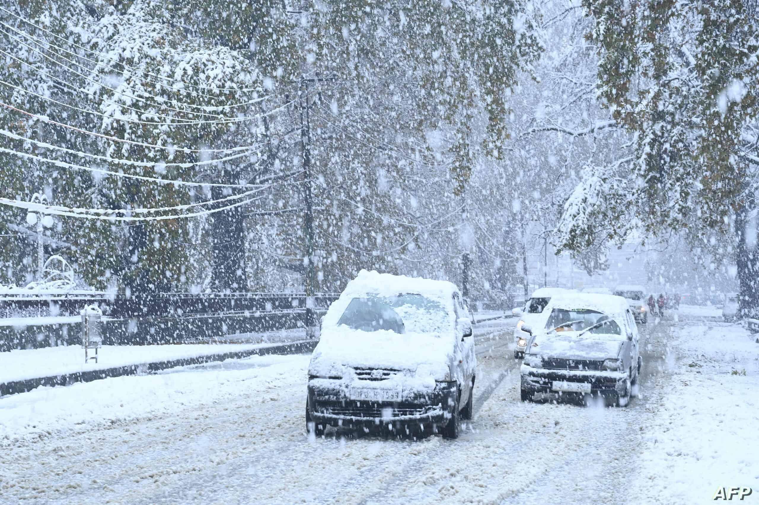Közel 2 méter hó hullhat az Alpokban! 5