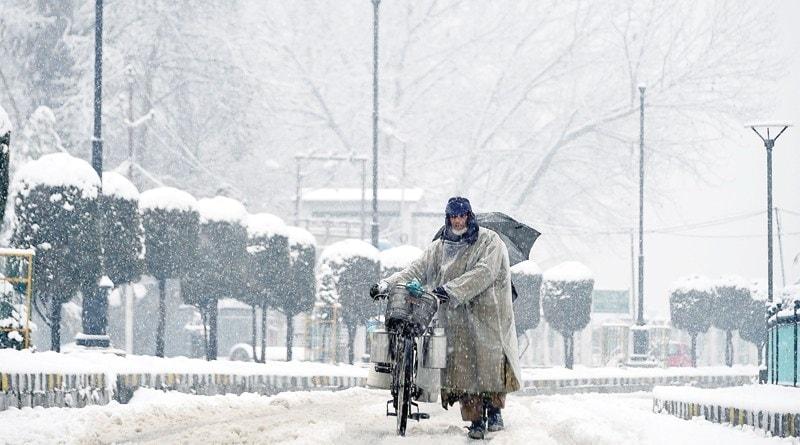 Péntektől: betör a tél, keményebb fagyok jönnek! Hózáporok is előfordulhatnak! 7