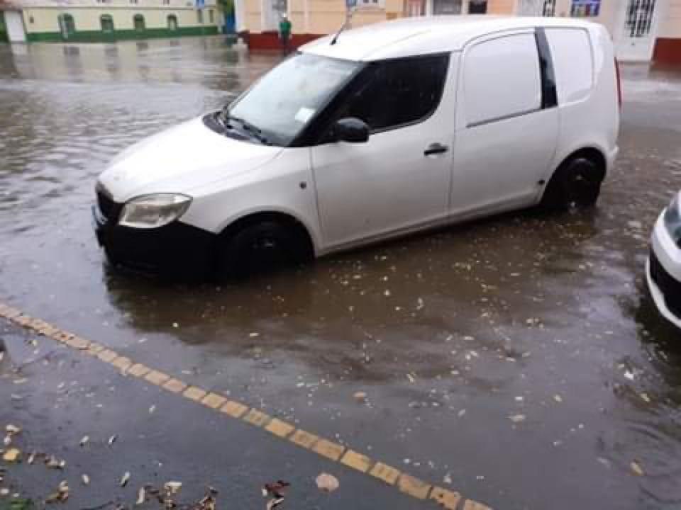 Villámárvíz Kecskeméten! A szupercella özönvizet zúdított a városra! - Videókkal! 6