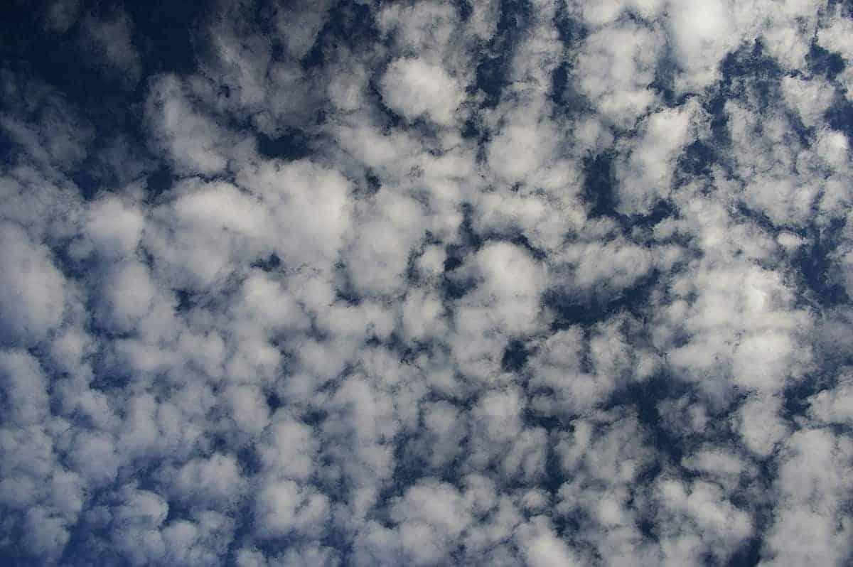 Altocumulus (Ac) MetKép felhőatlasz