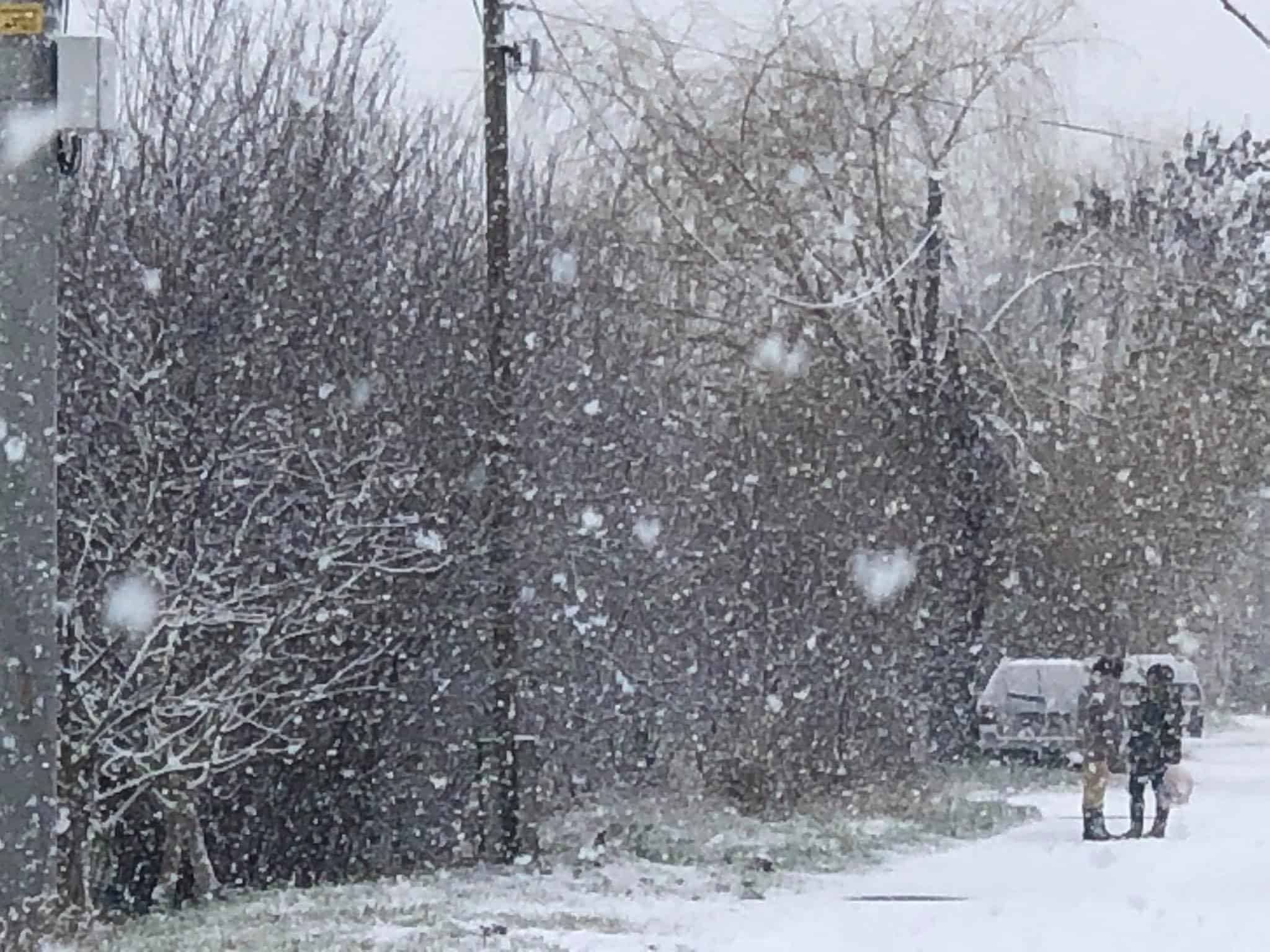 Sokfelé havazik, néhol megmarad a hó! 6