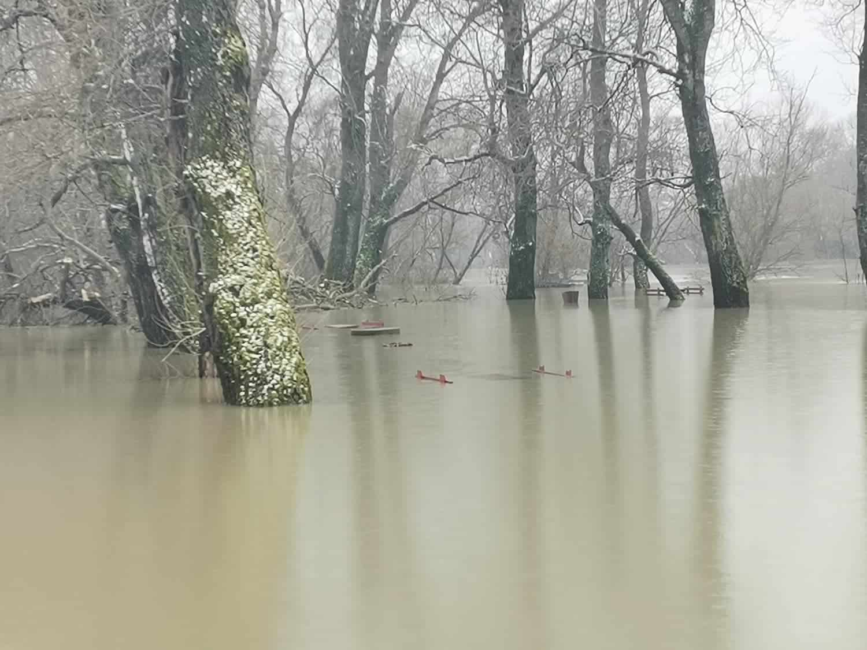 Áradnak a folyók északon, III. fokú árvízvédelmi készültség van érvényben! 6