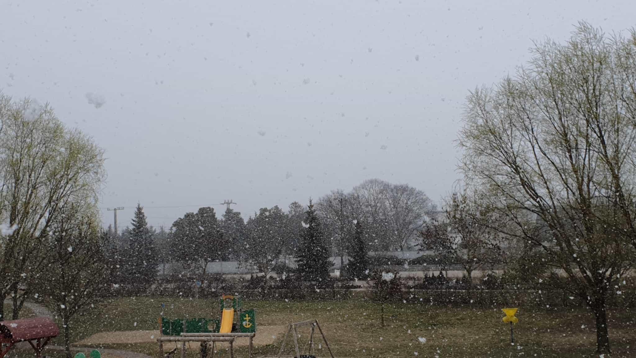 Egyre többfelé havazik! 10