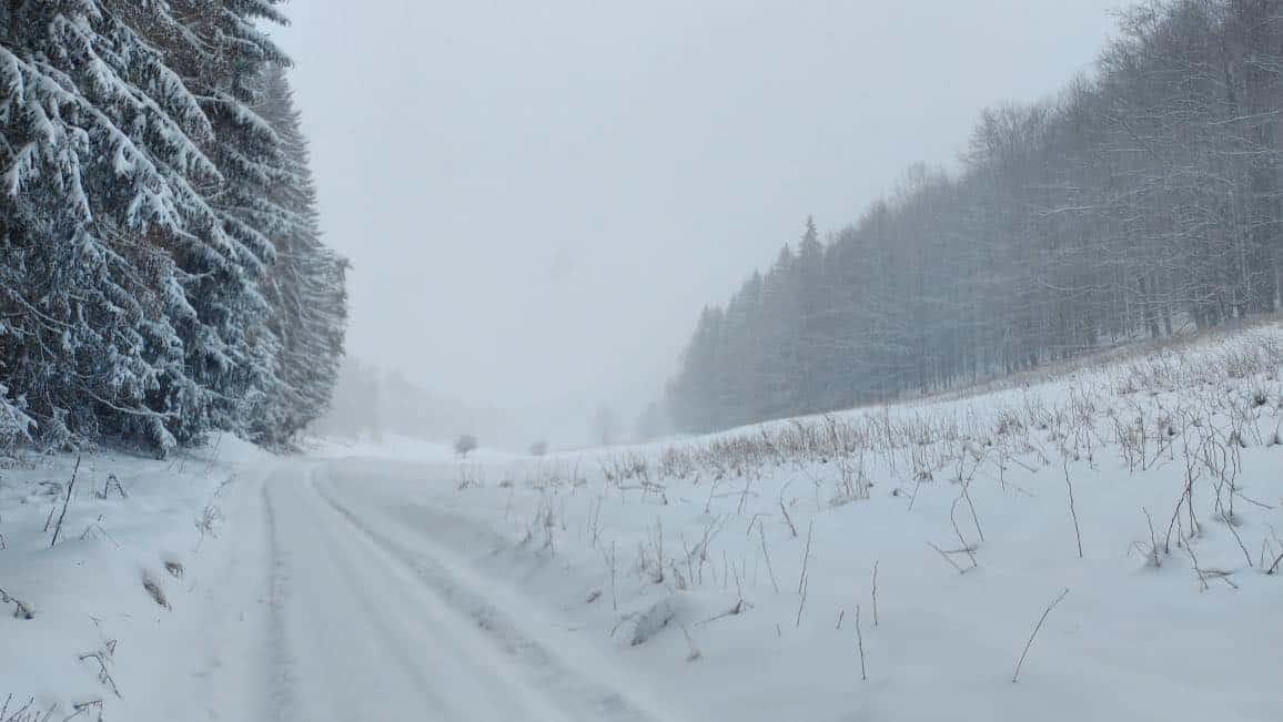 Helyenként 15-20cm hó hullott! 3