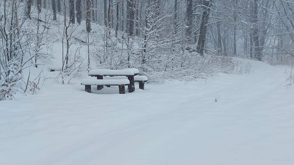 Helyenként 15-20cm hó hullott! 2