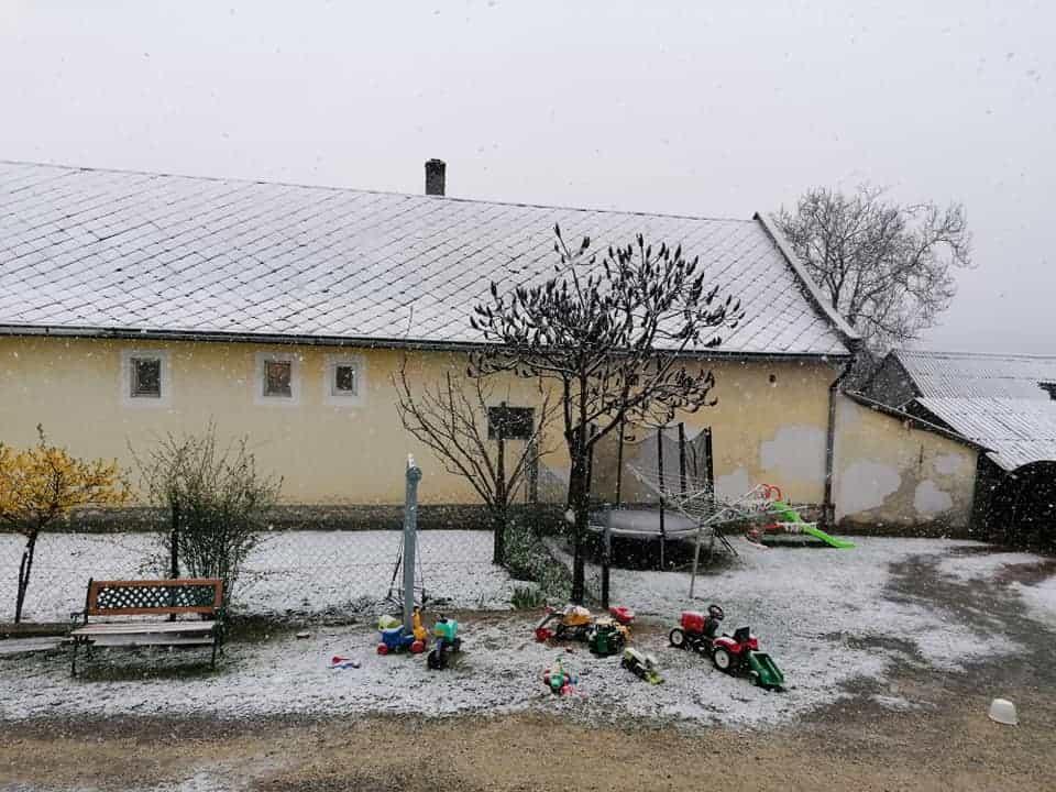Egyre többfelé havazik! 3