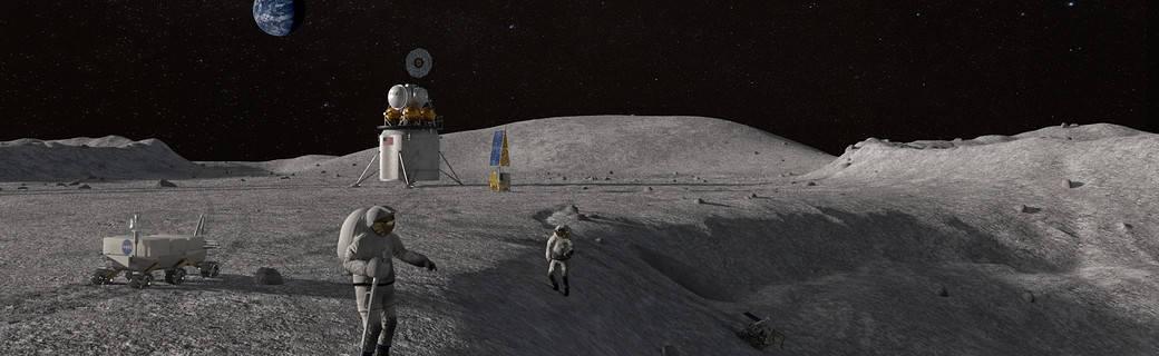 Visszatérünk a Holdra, és ezúttal maradunk is! - Ígéri az amerikai elnök! 7