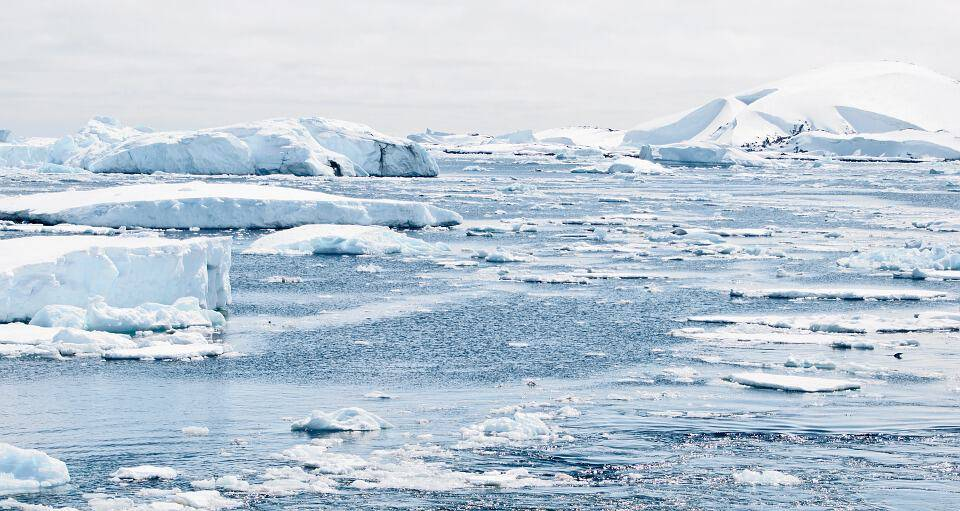 Bajok az Antarktiszon! 1