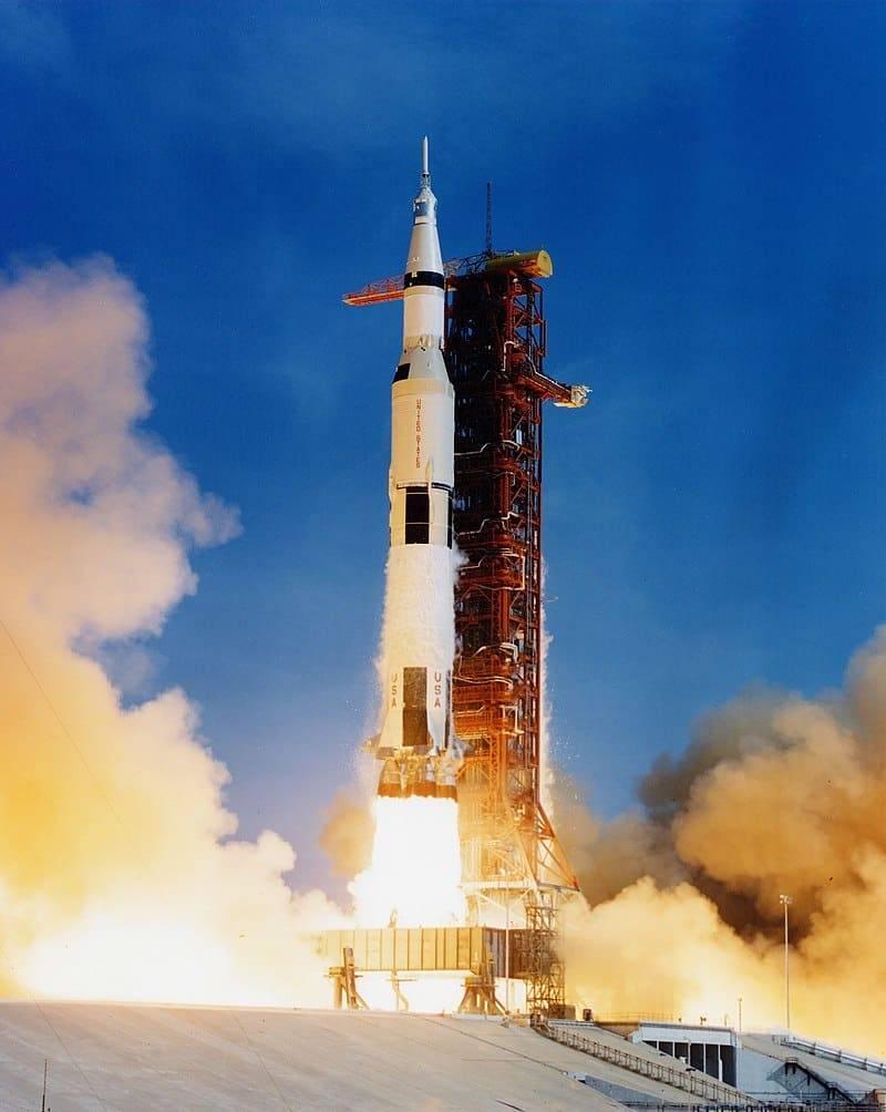 50 éve történt: Elindult az Apollo11! 3
