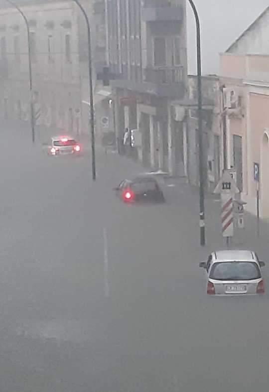 Árvíz pusztított Olaszországban! (Képek/Videó)
