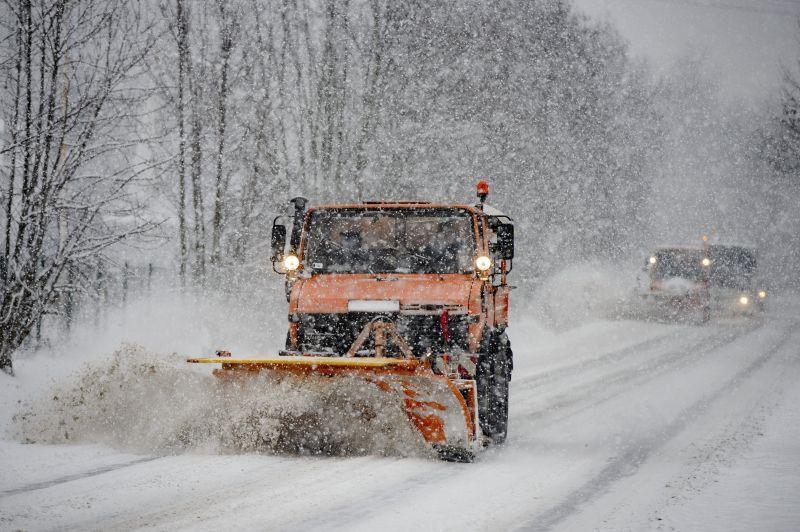 Gyönyörű havazás Oroszországban (videóval) ! 4