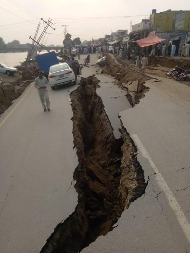 A pakisztáni földrengésnek már legalább 19 halálos áldozata van! 2