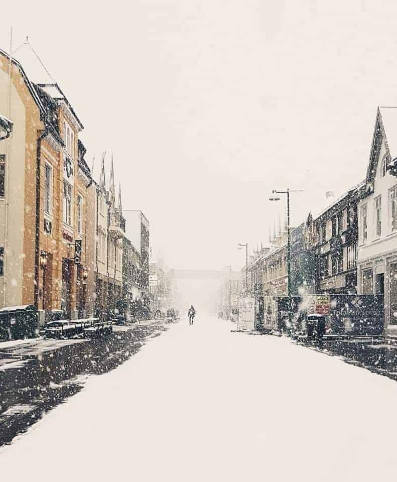 Varázslatos téli felvételek Finnországból és Norvégiából!(Képek, videók) 4