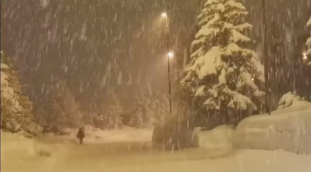 Csodálatos havas pillanatok Olaszországból! (videók) 8
