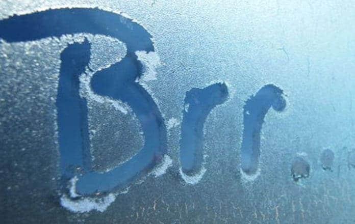 Érkezőben a hideg! Vasárnap reggel már országos fagy várható! 4