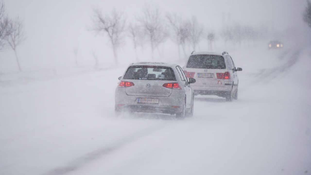Gyönyörű havas felvétel Kaliforniából! 6