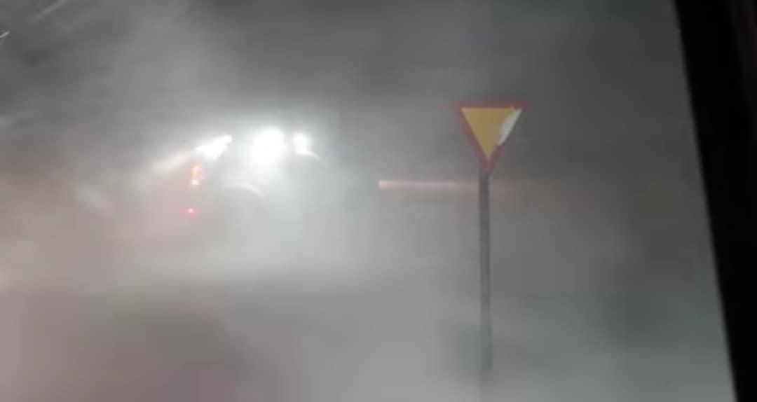 256km/h-s széllel csapott le a hóvihar Izlandra!(videó) 10