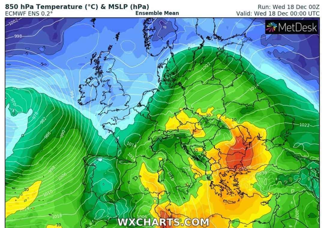 Abszolút téli melegrekord dőlt a Lomnici-csúcson! 8