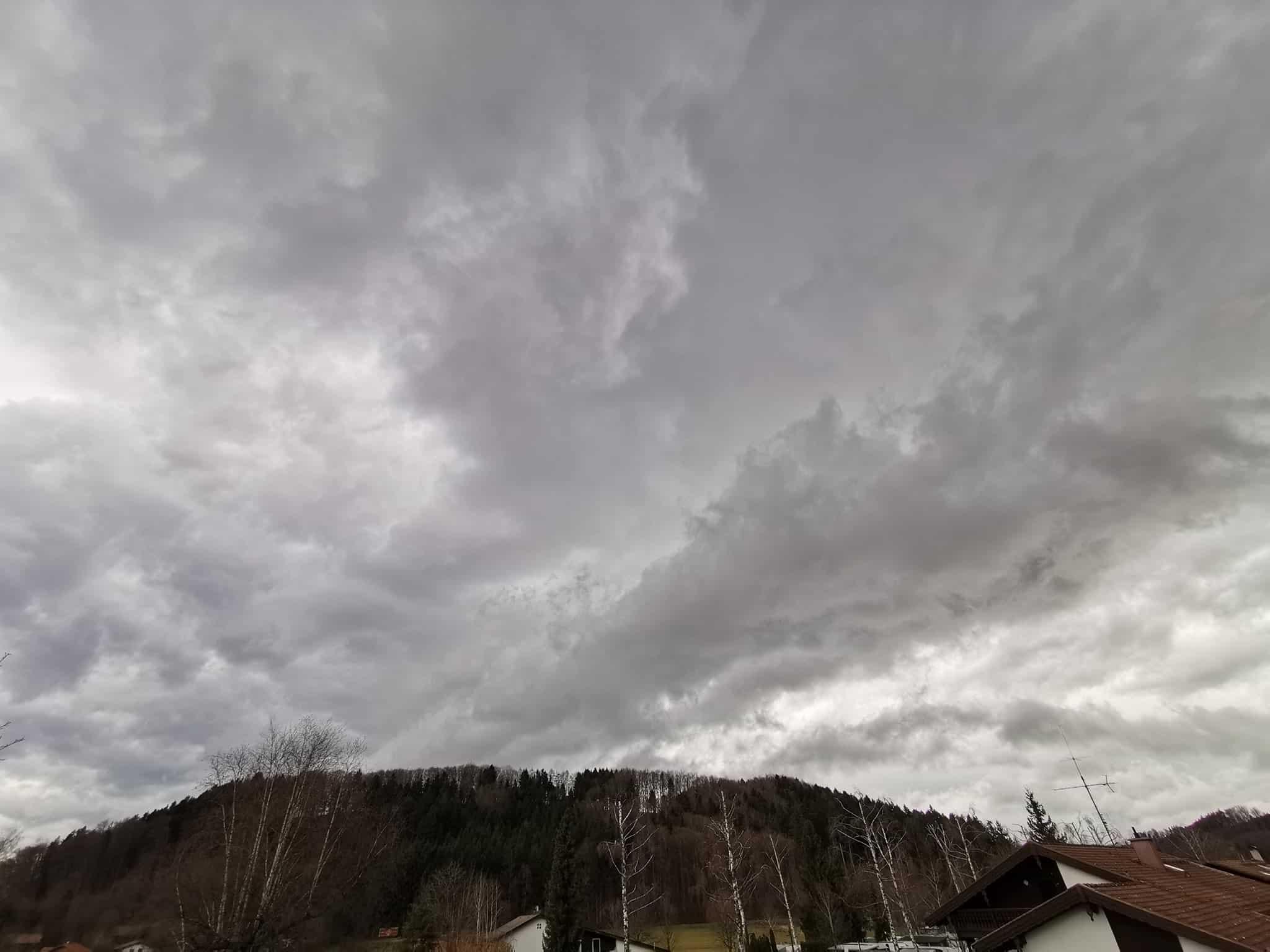 Jégeső Visontán! – Videó