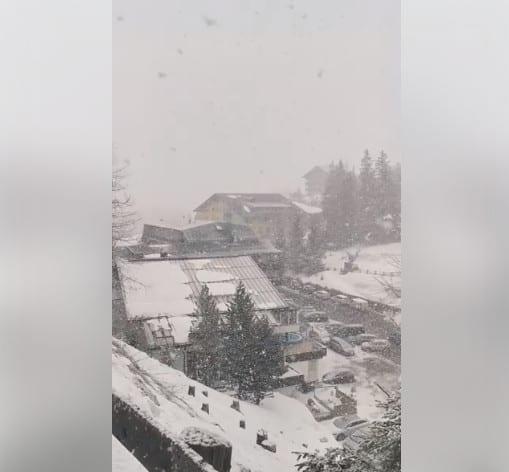 Hóömlés Karintiában! - Videó! 2