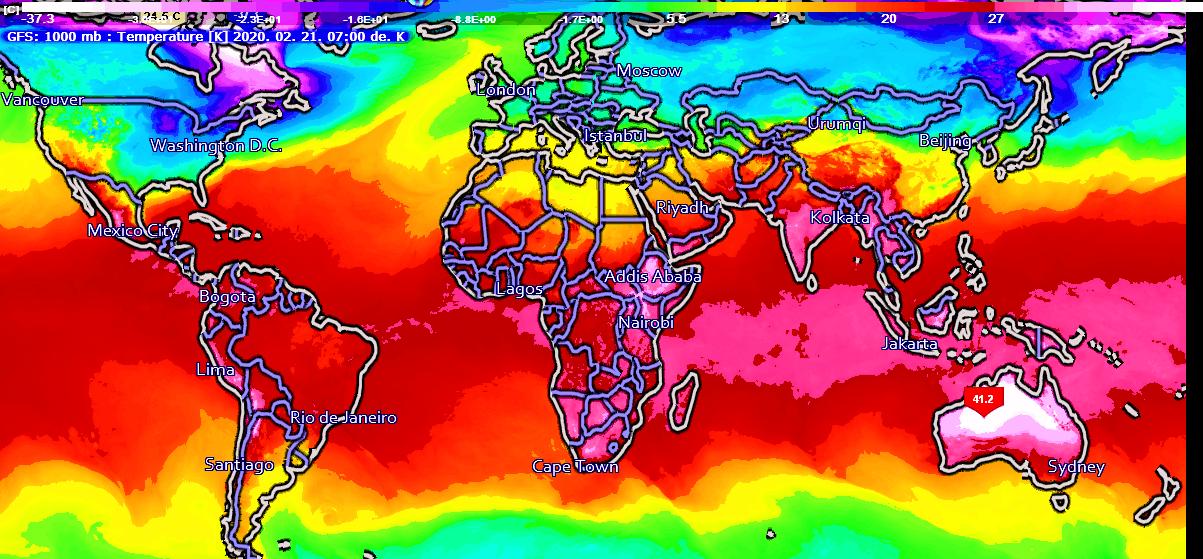 A legenyhébb telek élmezőnyében a 2019/2020-as tél