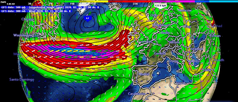 DENNIS A KOMISZ! 250-255 km/h széllökések Izlandon!