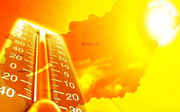 Forróság érkezik, újabb hőségriadóval: 37 fok sem kizárt! 2