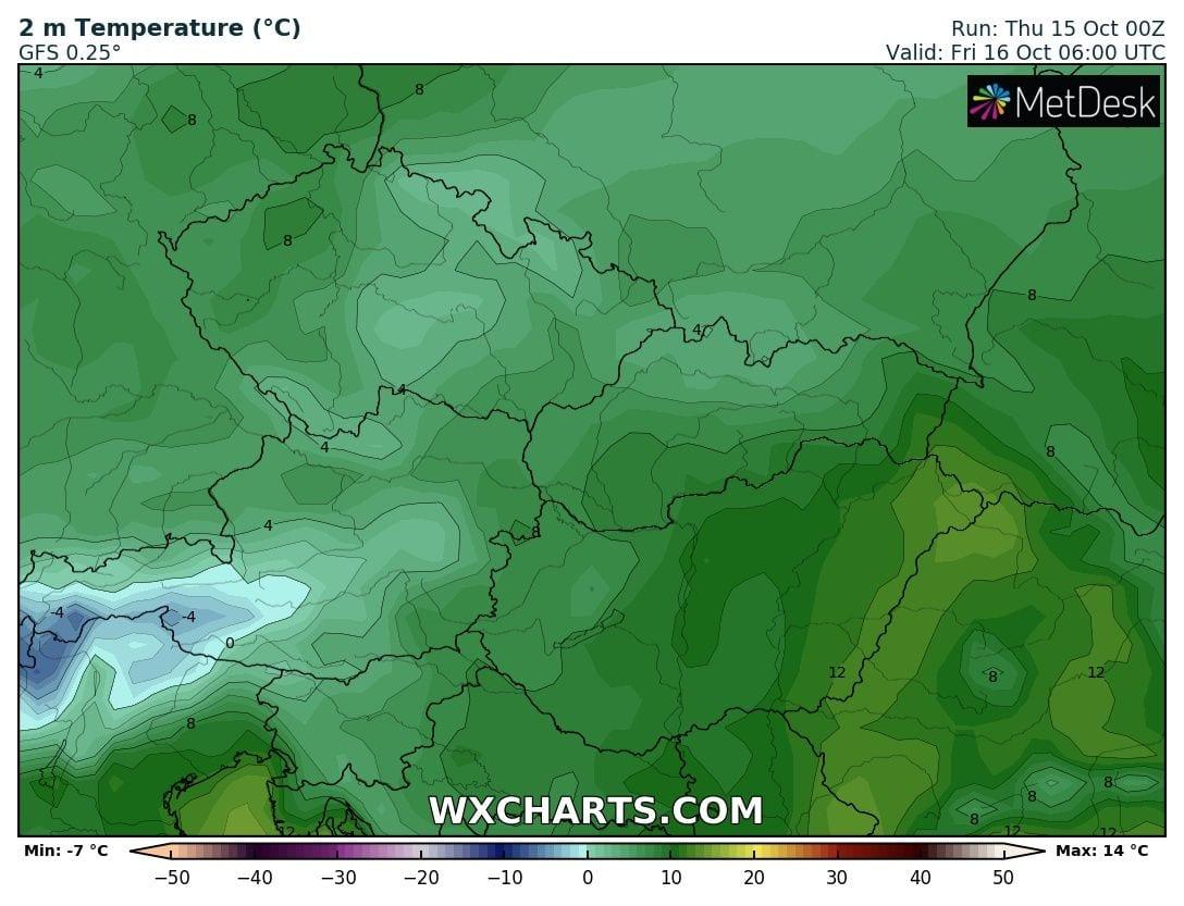 Hosszútávú kilátások: eleinte hideg, többfelé fagyos reggelek, majd erős melegedés, 20-24 fokkal! (Animációs időjárás előrejelzés) 3