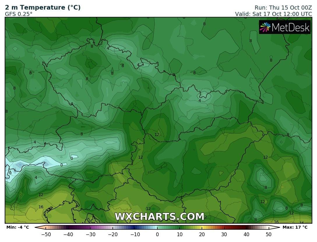 Hosszútávú kilátások: eleinte hideg, többfelé fagyos reggelek, majd erős melegedés, 20-24 fokkal! (Animációs időjárás előrejelzés) 6
