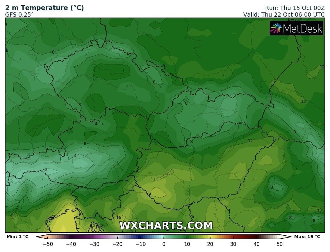 Hosszútávú kilátások: eleinte hideg, többfelé fagyos reggelek, majd erős melegedés, 20-24 fokkal! (Animációs időjárás előrejelzés) 15