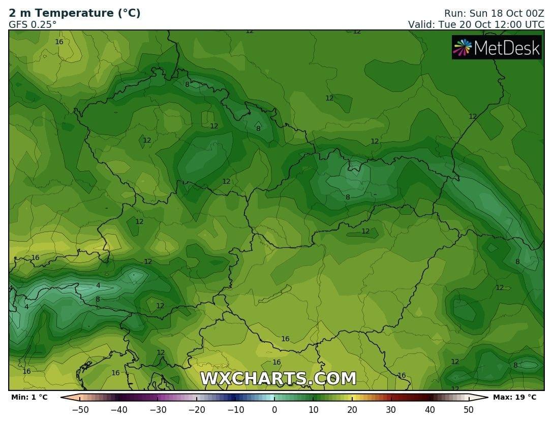 Hosszútávú kilátások: eleinte fagyhat, majd kettősség: hideg, ködös, kontra 20-22 fok, napsütés! (Animációs időjárás előrejelzés) 6
