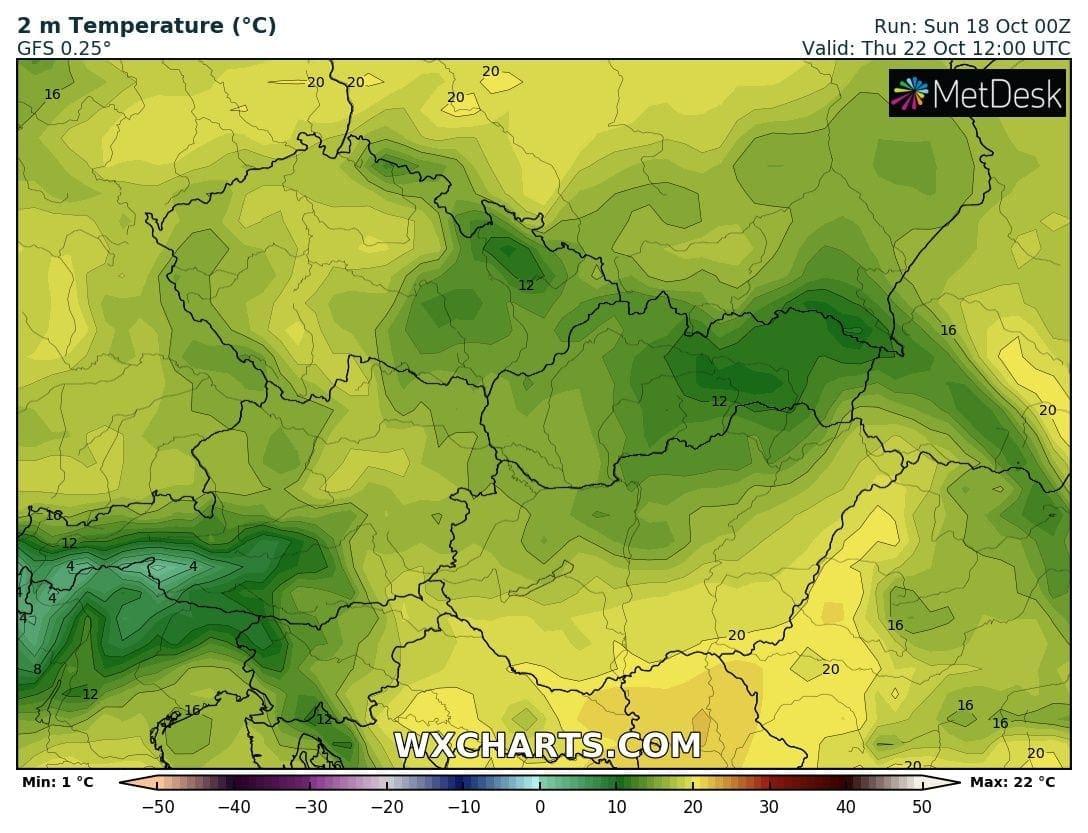 Hosszútávú kilátások: eleinte fagyhat, majd kettősség: hideg, ködös, kontra 20-22 fok, napsütés! (Animációs időjárás előrejelzés) 10