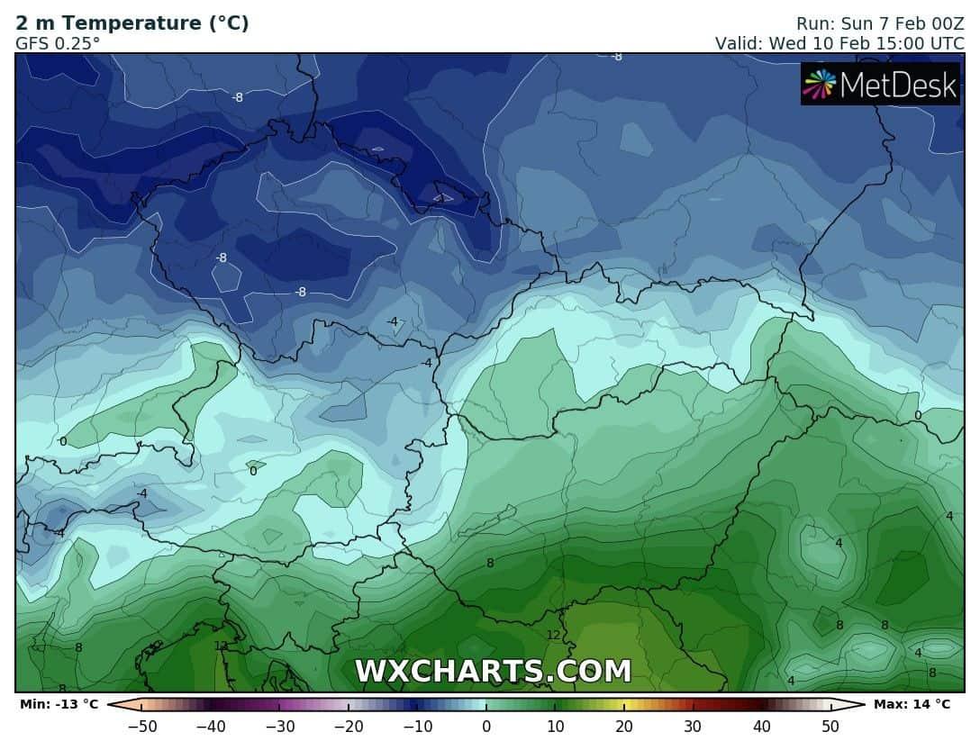 Érkezik a tél: 100km/h-s szél, havazás, -15, -20 fok! 2