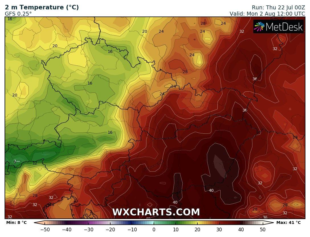 Forróság hőség