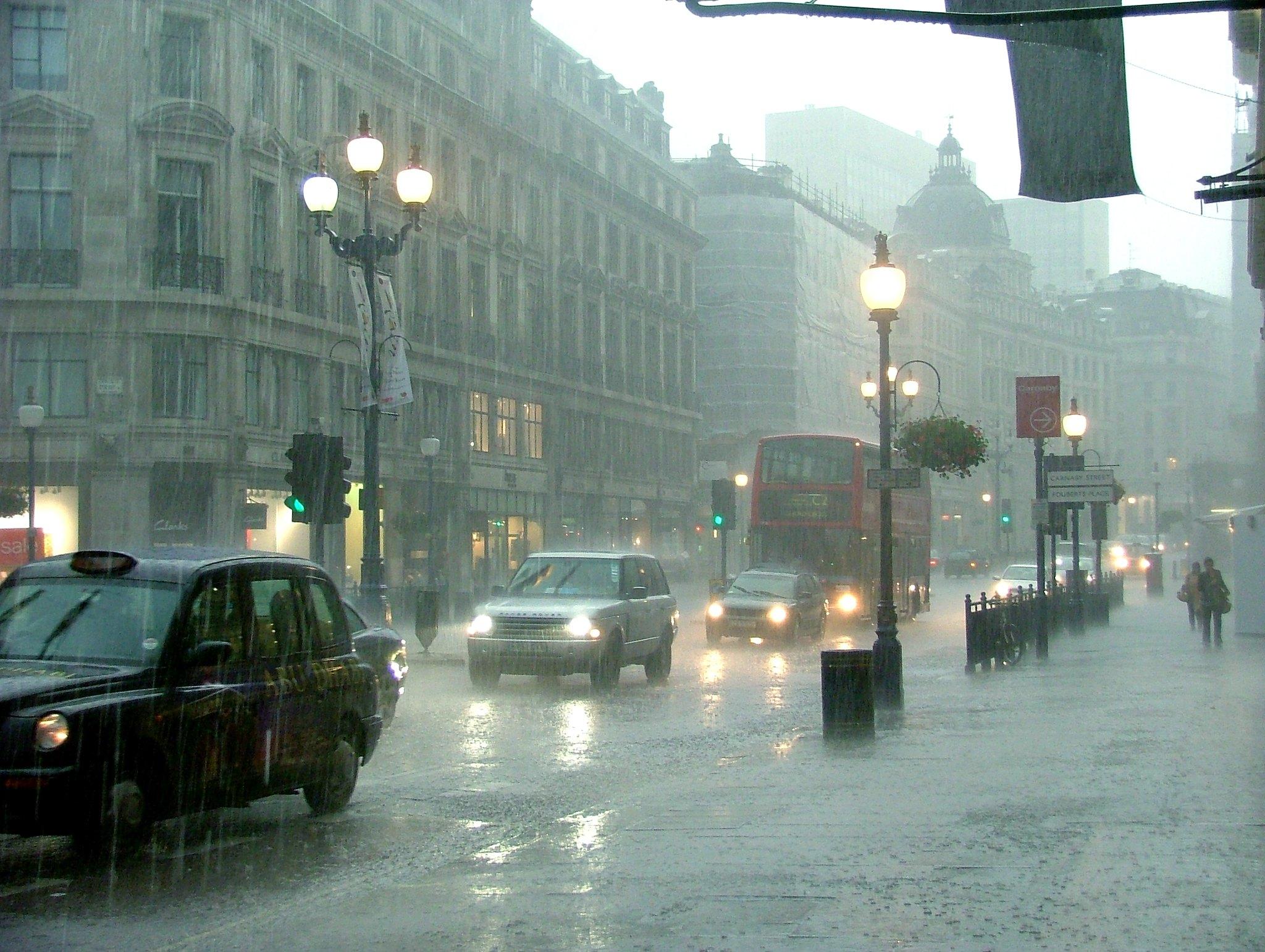 Hidegfront okozhat jelentős esőt 2