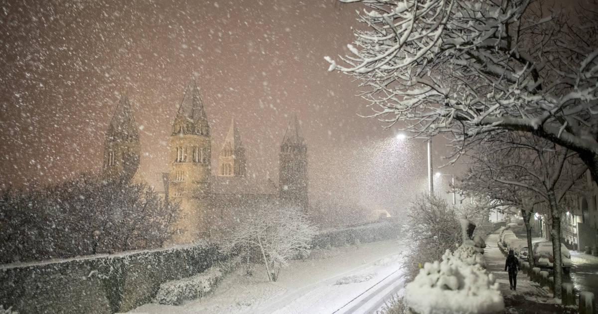 Csütörtöktől: havazás, akár -20 fok, viharos szél, illetve hófúvás! 8