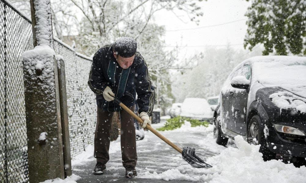 Mediterrán ciklon: havazásra és jelentős mennyiségű esőre van kilátás! 8