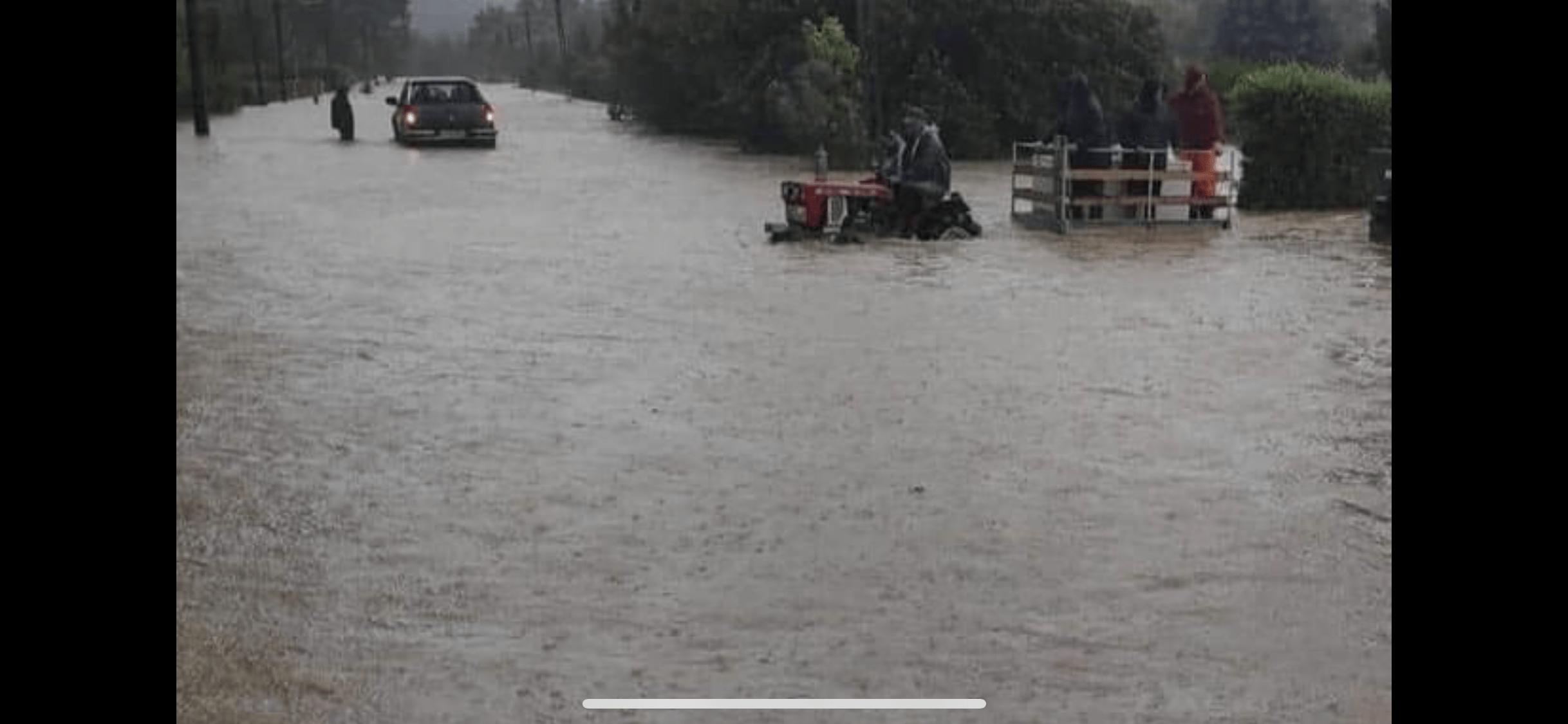 Megdőlt a napi csapadékrekord: 3 havi eső 24 óra alatt! 1