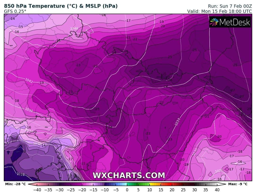 Érkezik a tél: 100km/h-s szél, havazás, -15, -20 fok! 11