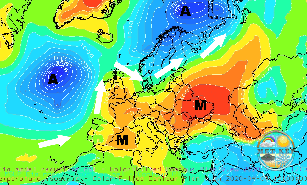 Belehúz a tavasz, jövő héten 22-23 fok körüli meleg is lehet! - Szeszélyes április 2