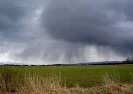 Cumulus virga (Cu vir)