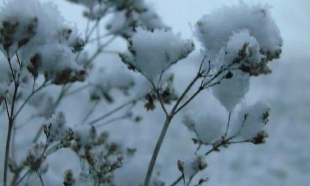 A behavazódott Bükkszentkereszt! Téltábornok oda is beköszöntött! (Képek)