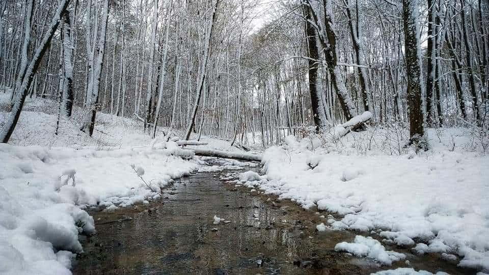 Kedd hajnalban újra havazhat! 3