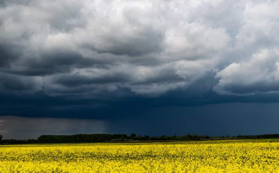 Országszerte eshet az eső vasárnap! 8