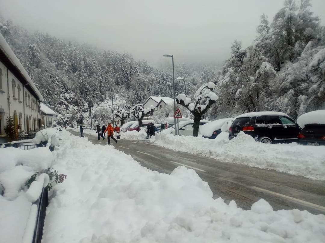 Havazás vette kezdetét Spanyolországban is! 3