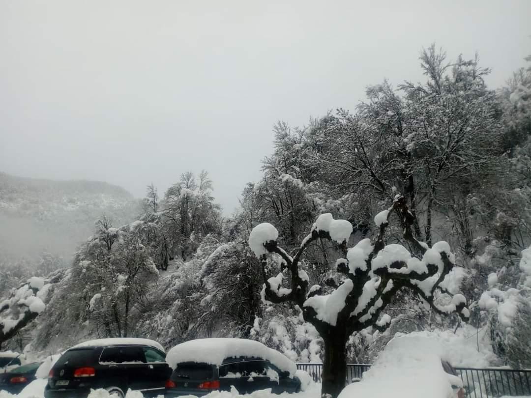 Havazás vette kezdetét Spanyolországban is! 5