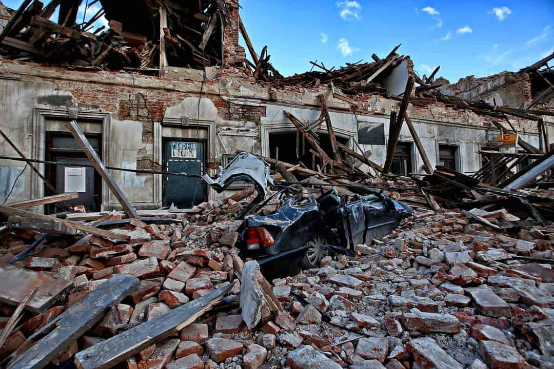Katasztrofális képek érkeztek Horvátországból! 4