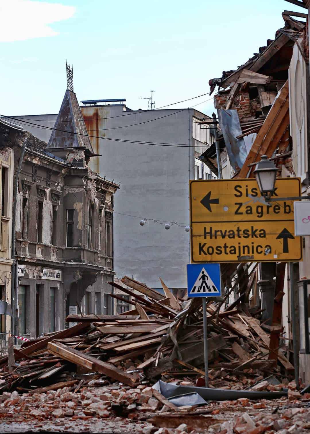 Katasztrofális képek érkeztek Horvátországból! 5