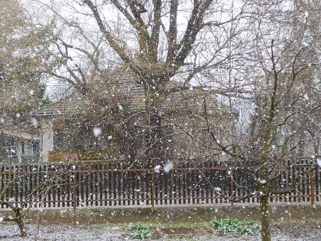 Többfelé havazik, hamarosan Budapesten is! 10