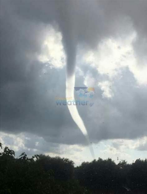 Hatalmas a pusztítás, eltűntek, 723mm eső Görögországban! 7